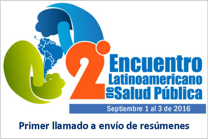 Segundo Encuentro Latinoamericano de Salud Pública