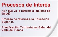 Banner Procesos de Interés