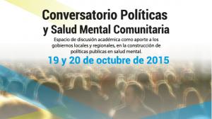 00002_Banner Comunicando Salud_Conversatorio Políticas y Salud Mental Comunitaria